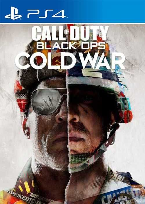Call of Duty Black Ops Cold War - Standard Edition PS4/PS5 (EU)