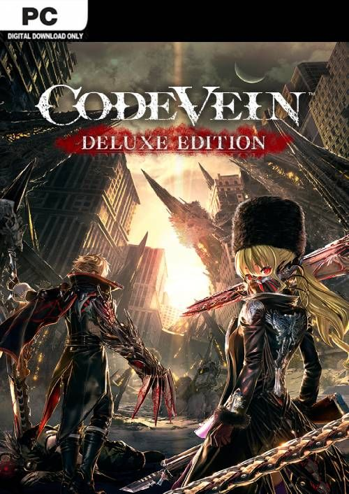 Code Vein - Deluxe Edition PC