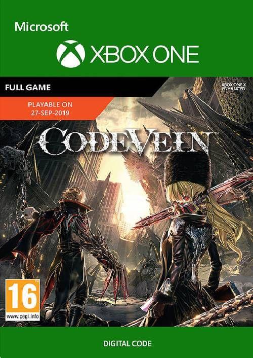 Code Vein Xbox One