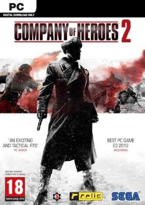 Company of Heroes 2 PC (EU)