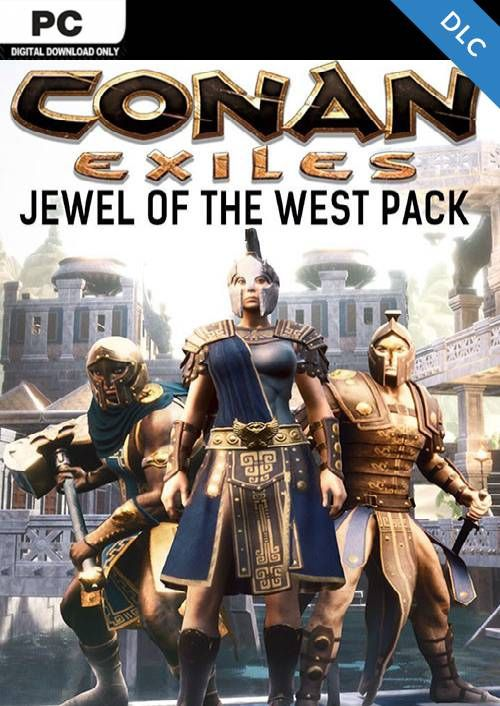 Conan Exiles Jewel Of The West Pack Dlc Pc Cdkeys A subreddit dedicated to the various iterations of dungeons & dragons, from its first edition roots to its fifth edition future. conan exiles pc jewel of the west pack dlc