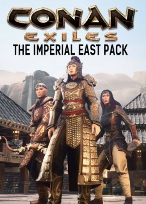 Conan Exiles The Imperial East Pack DLC