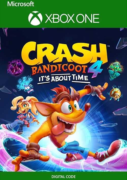 Crash Bandicoot 4: It's About Time Xbox One (UK)