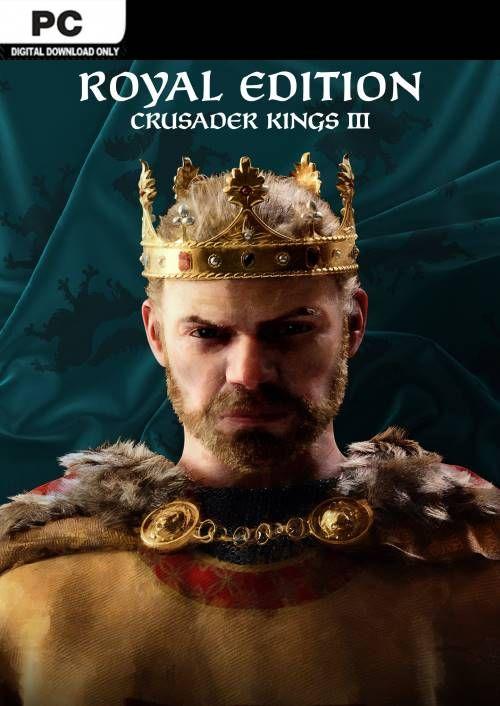 Crusader Kings III: Royal Edition PC + DLC