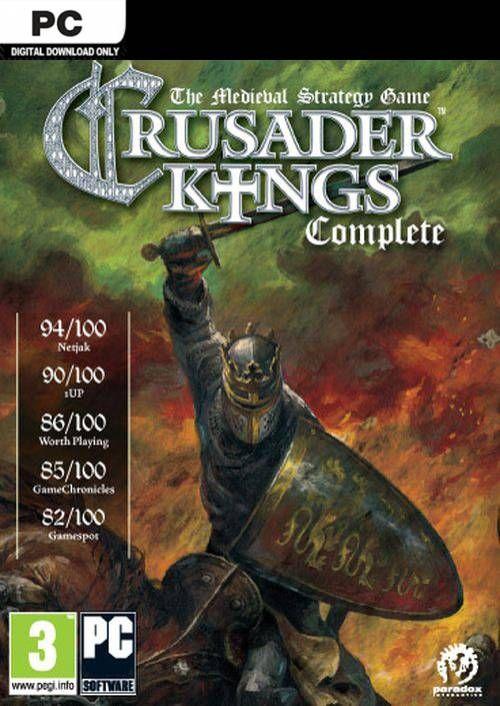 Crusader Kings: Complete PC