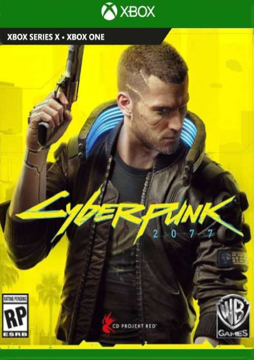 Cyberpunk 2077 Xbox One (UK)