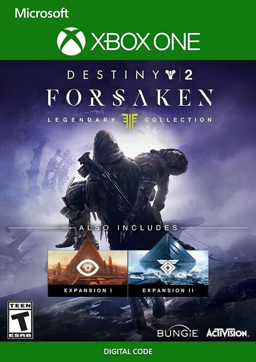 Destiny 2 Forsaken - Legendary Collection Xbox One