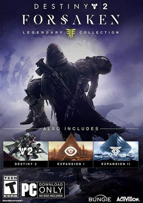 Destiny 2 Forsaken - Legendary Collection PC (US)