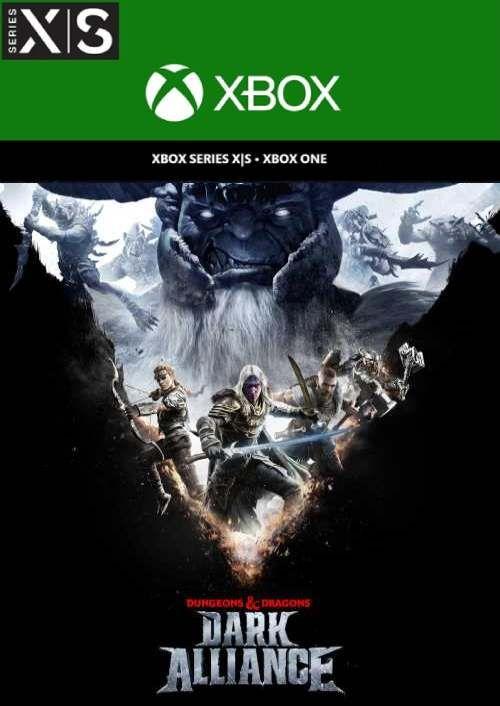 Dungeons & Dragons: Dark Alliance Xbox One/ Xbox Series X|S (UK)