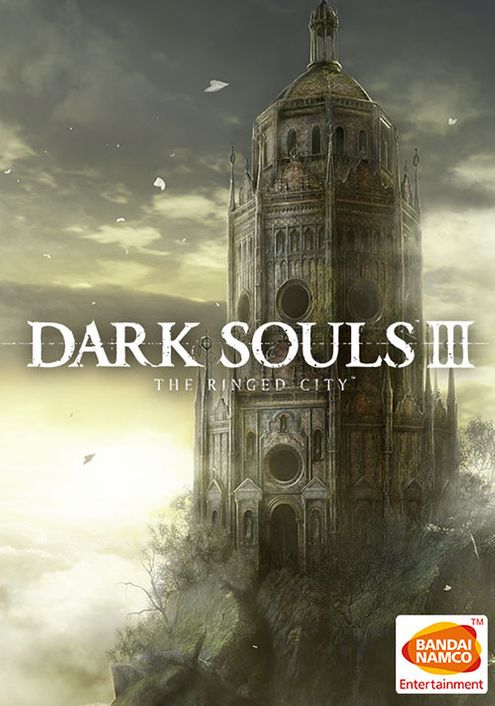 Dark Souls III 3 - The Ringed City DLC PC