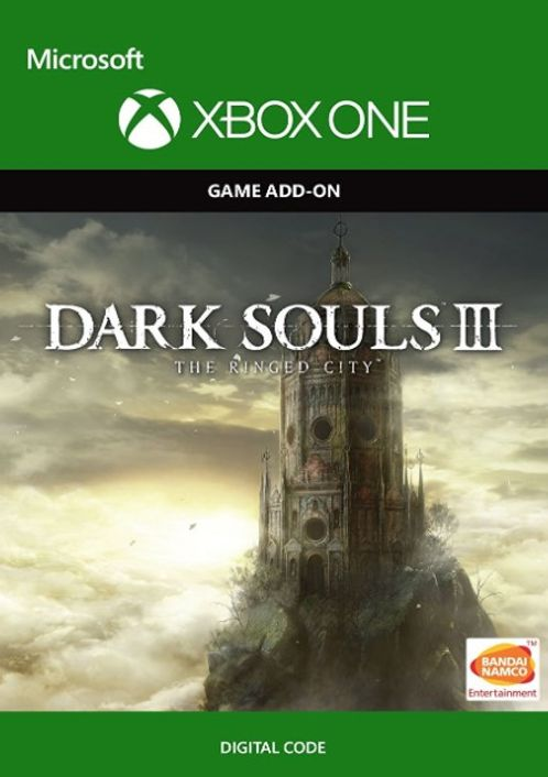 Dark Souls III 3 The Ringed City Expansion Xbox One