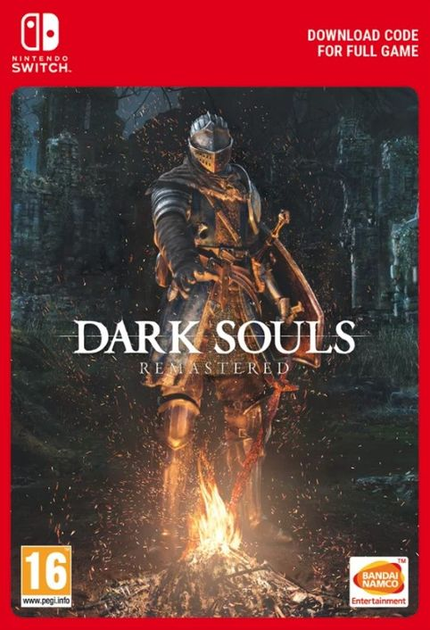 Dark Souls Remastered Switch (EU)