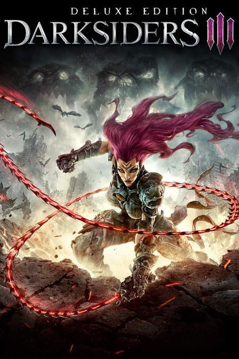 Darksiders III 3 Deluxe Edition PC