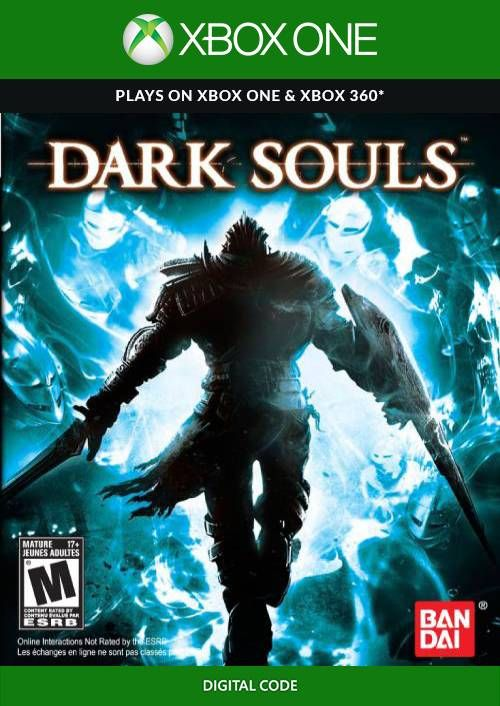 Dark Souls Xbox 360 / Xbox One