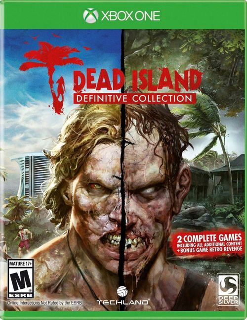 Dead Island Definitive Collection Xbox One (UK)