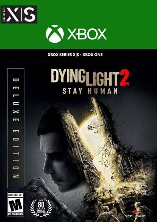 Dying Light 2 Stay Human - Deluxe Edition Xbox One (UK)