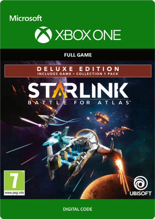 Starlink Battle for Atlas Deluxe Edition Xbox One