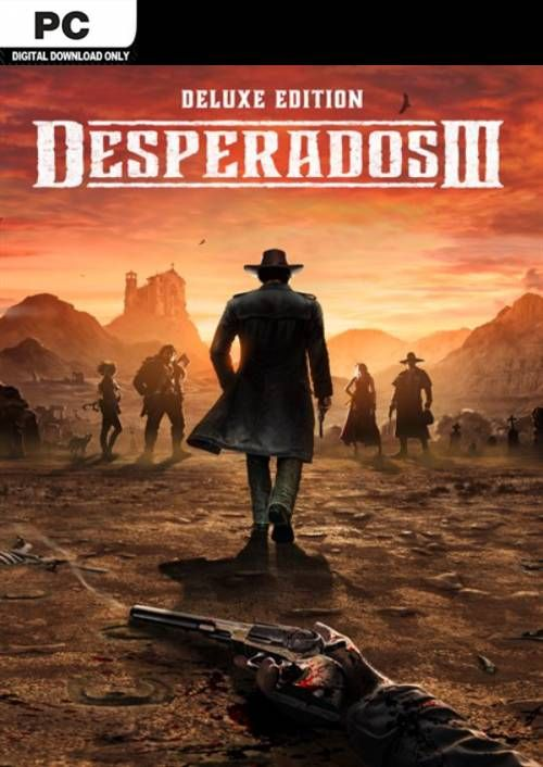 Desperados Iii Pc Cdkeys