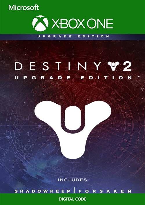 Destiny 2: Upgrade Edition Xbox One (US)