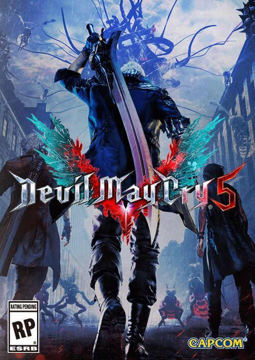 Devil May Cry 5 PC (EMEA)