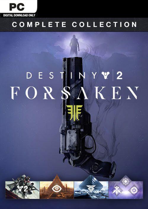 Destiny 2 Forsaken Complete Collection PC (EU)
