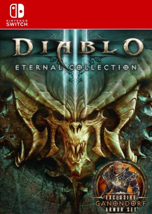 Diablo III 3 Eternal Collection Switch