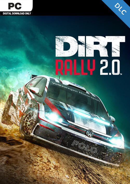 Dirt Rally 2.0 PC DLC