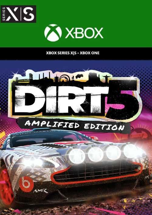 DIRT 5 Amplified Edition Xbox One/Xbox Series X|S (UK)