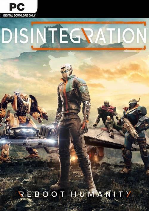 Disintegration PC (WW)