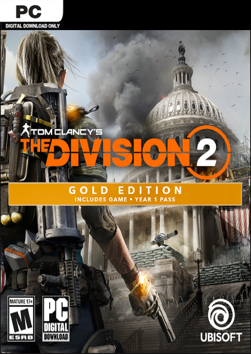 Tom Clancys The Division 2 Gold Edition PC
