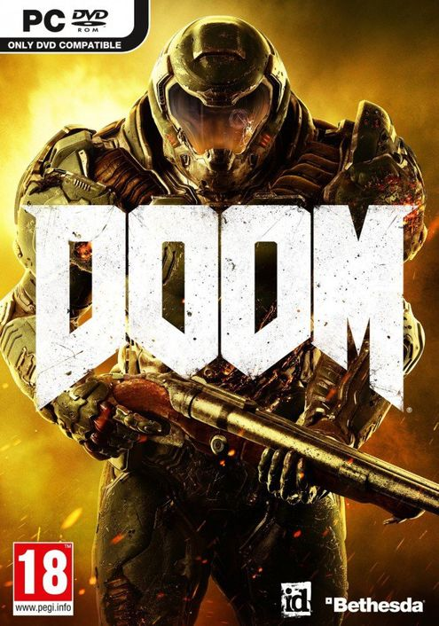 Doom Deluxe Edition PC