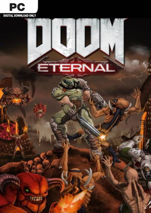 DOOM Eternal PC (EMEA)