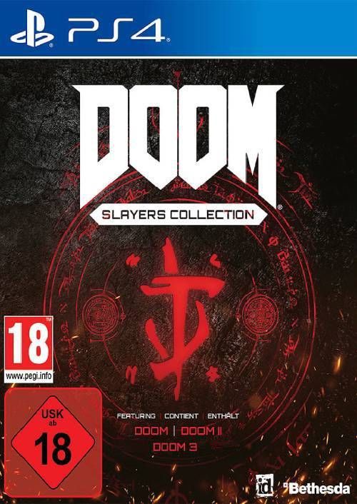 DOOM - Slayers Collection PS4