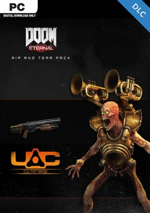Doom Eternal Dlc Emea Cdkeys