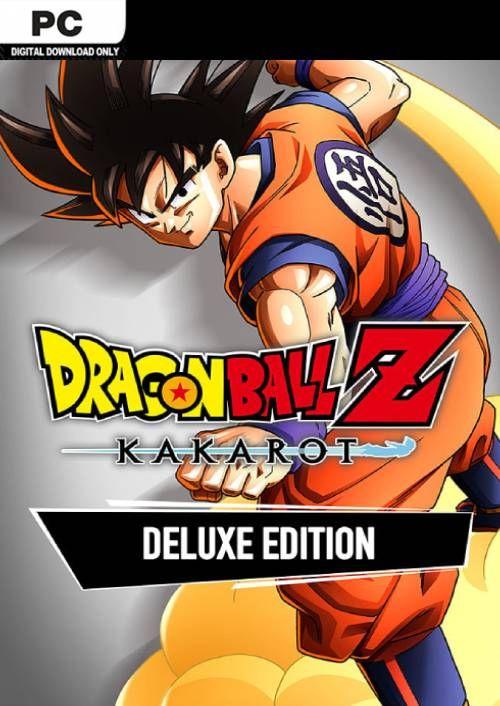 Dragon Ball Z: Kakarot Deluxe Edition PC + DLC