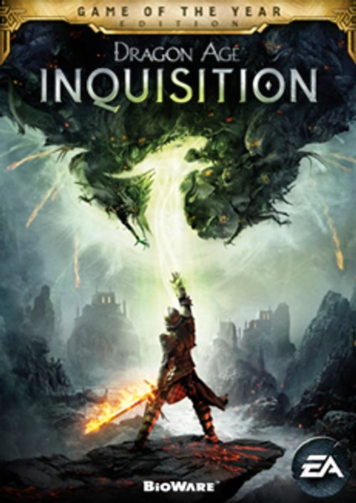 Dragon Age Inquisition - Game of the Year Edition PC
