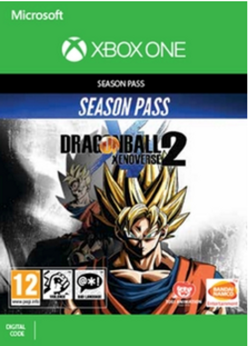 Dragon Ball Xenoverse 2 - Season Pass Xbox One
