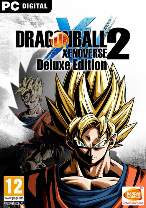 Dragon Ball Xenoverse 2 - Deluxe Edition PC