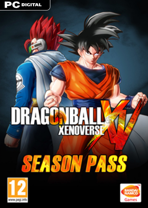 Dragon Ball Xenoverse Season Pass PC