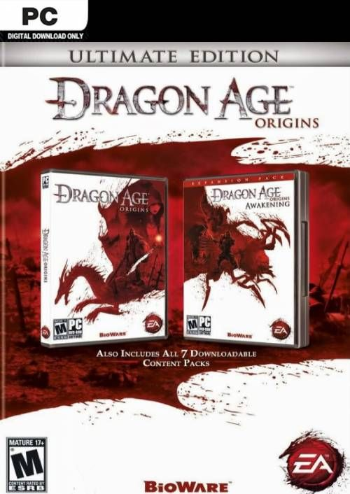 Dragon Age: Origins - Ultimate Edition PC