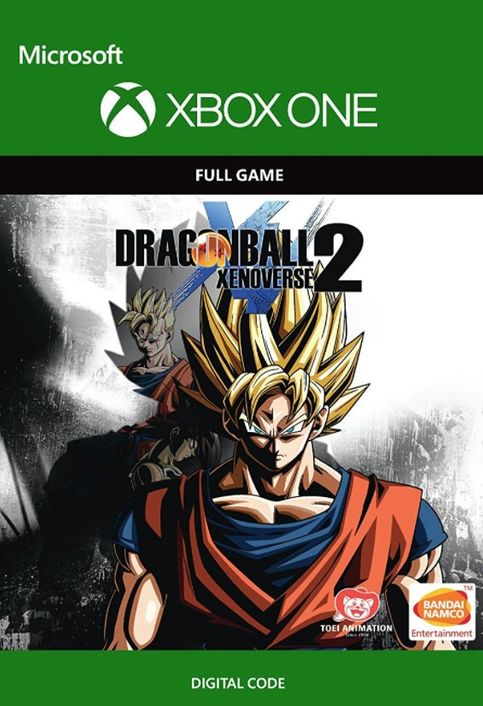 Dragon Ball Xenoverse 2 Xbox One (UK)