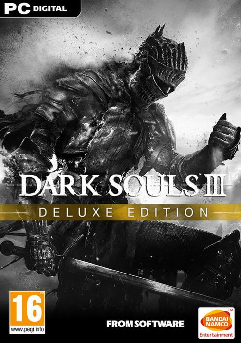 Dark Souls III 3 Deluxe Edition PC