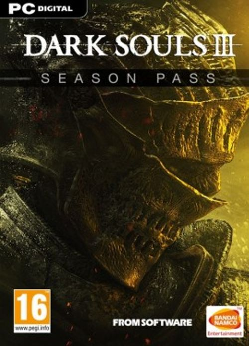 Dark Souls III 3 Season Pass PC