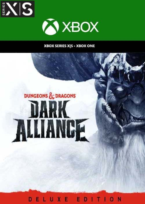 Dungeons & Dragons: Dark Alliance - Deluxe Edition Xbox One/ Xbox Series X|S