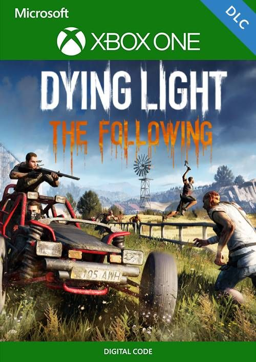 Dying Light: The Following Xbox One (UK)