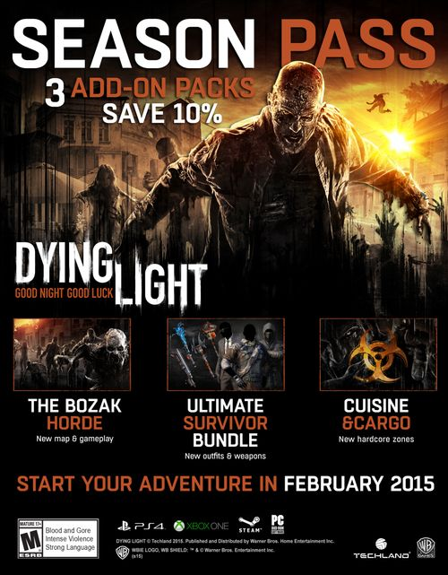 Dying Light Season Pass PC