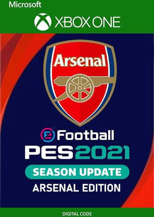 eFootball PES 2021 Arsenal Edition Xbox One (UK)