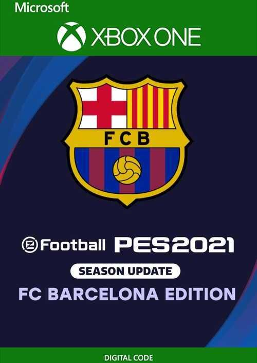 eFootball PES 2021 Barcelona Edition Xbox One (US)
