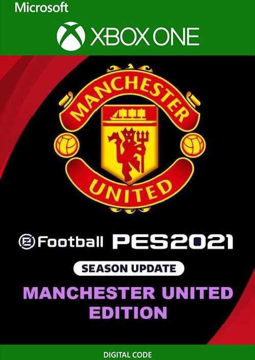 eFootball PES 2021 Manchester United Edition Xbox One (EU)