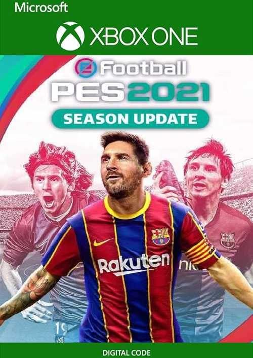 eFootball PES 2021 Xbox One (UE)